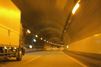 トラック配送の画像